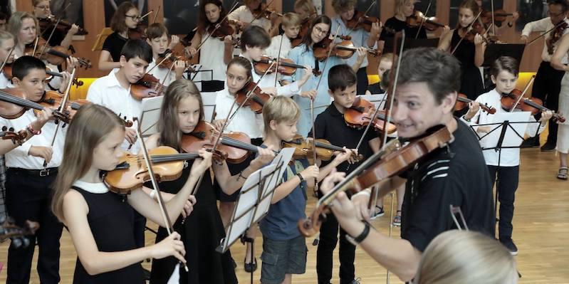 Musica temprana en Lituania
