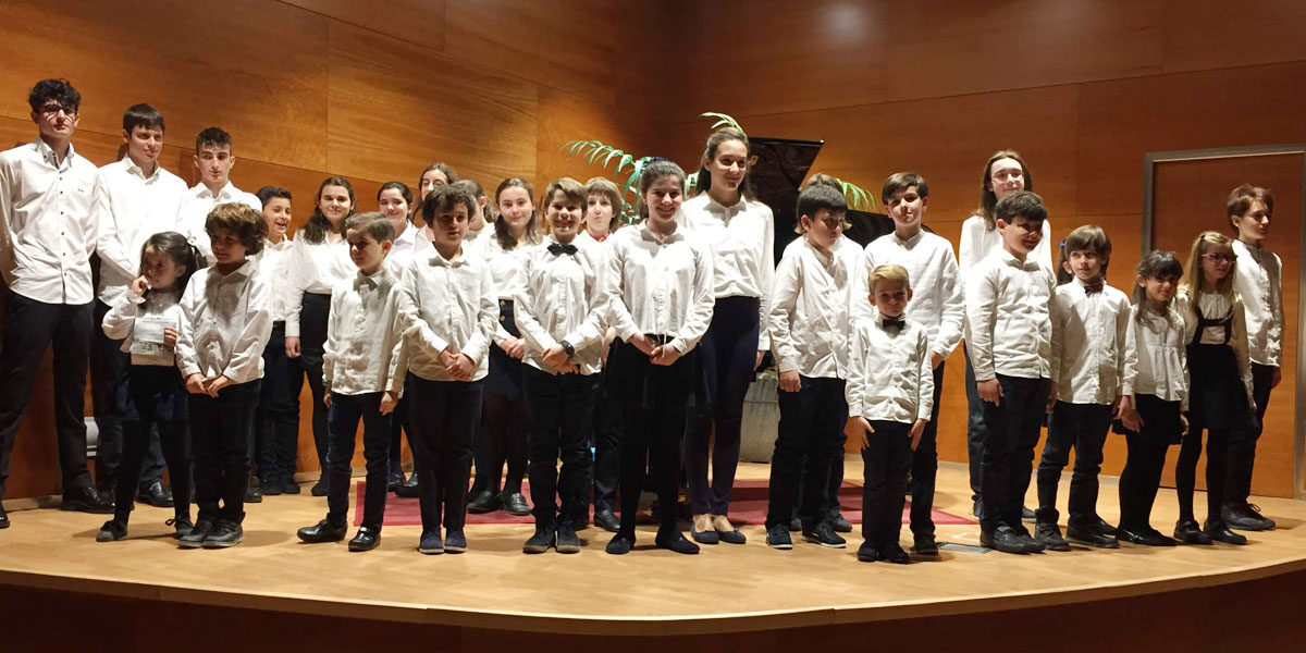 Recital Pianos Clemente musica temprana