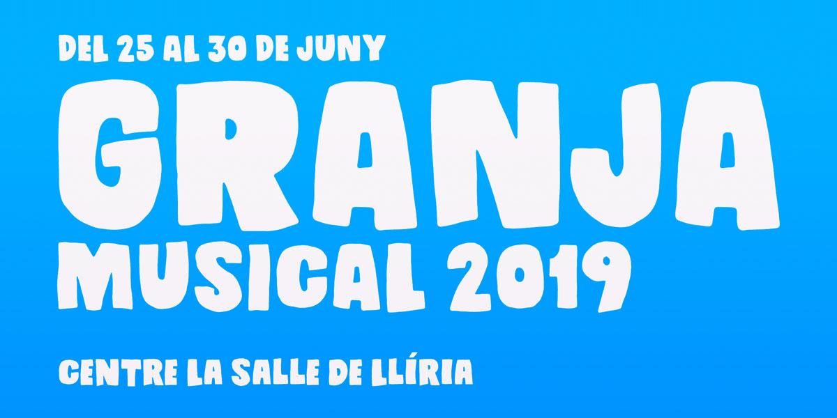 Granja musical 2019